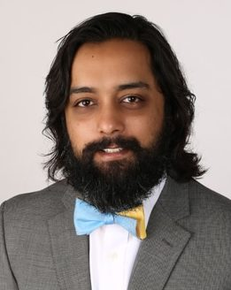 Ahmed Qadir, M.D., Pulmonary Medicine Fellow