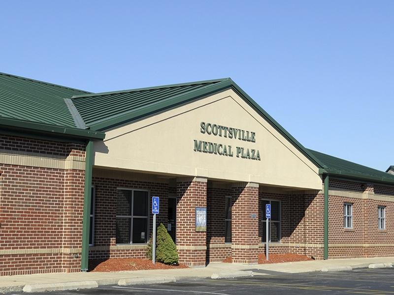 Scottsville Medical Plaza 4×3